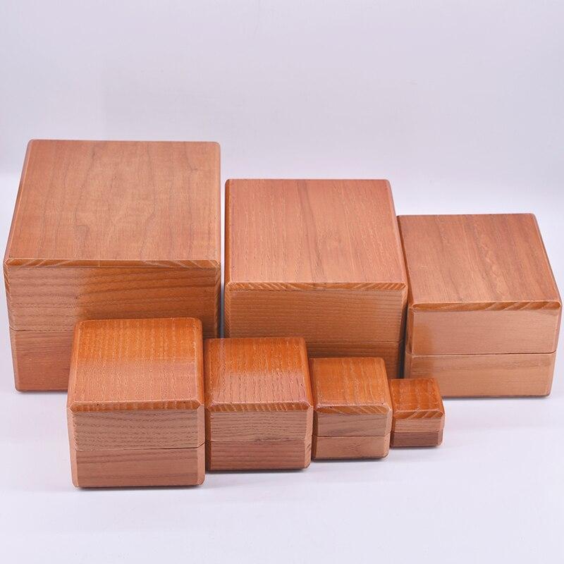 Nid de boîtes-tours de Magie en bois objet disparu apparaissant dans la boîte Magie scène Illusion Gimmick accessoires drôle mentalisme - 3