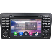 Android 6.0 Octa Core 4GB RAM 3G/4G Car DVD Radio For Benz ML CLASS W164 ML300 ML320 ML350 ML430 ML450 ML500 ML550 ML55 ML63 AMG