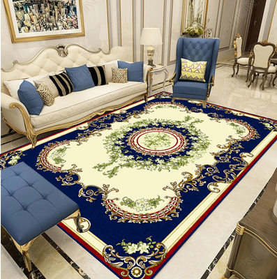 200*230 cm grande maison Textile salon crâne tapis américain européen Rectangle chambre tapis décoratif anti-dérapant lavable Poly