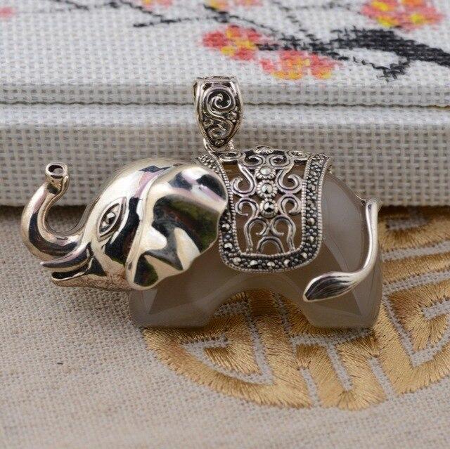 Silver silver deer king s925 wholesale sterling silver pendant silver silver deer king s925 wholesale sterling silver pendant antique style female elephant new aloadofball Gallery