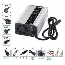 36V 5A lithium battery charger 42V 5A aluminum case charger For 10S 36V Lipo/LiMn2O4/LiCoO2 battery charging Smart Charger