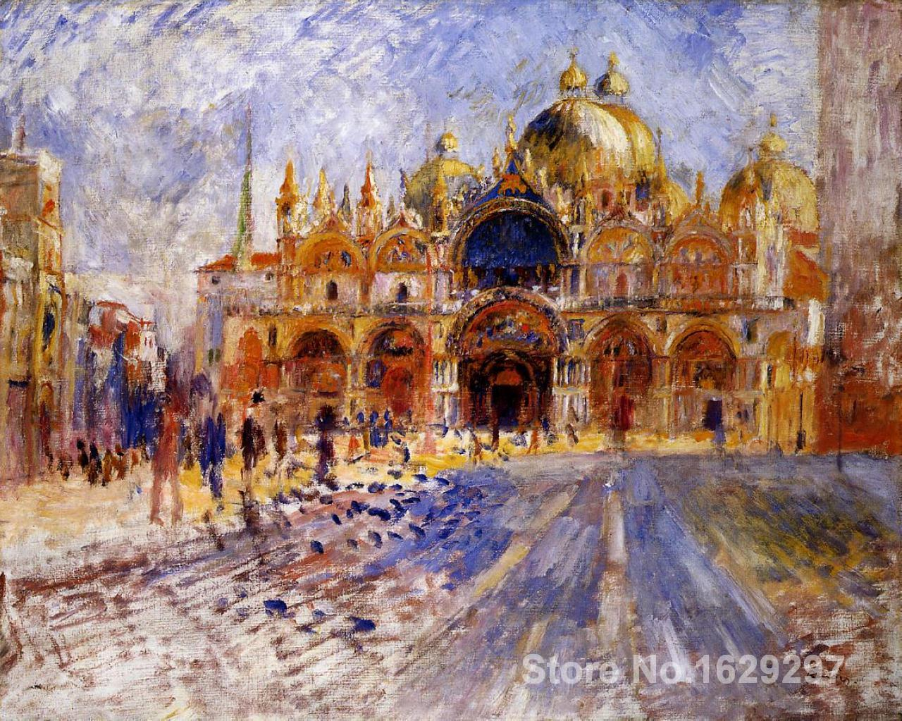 Popular Renoir Impressionist Paintings-Buy Cheap Renoir