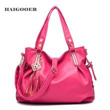 2017 New Female Bags Lady Classic Handbag Casual Fashion Soft Bag Women Messenger Bag Shoulder Handbags Designer High Quality