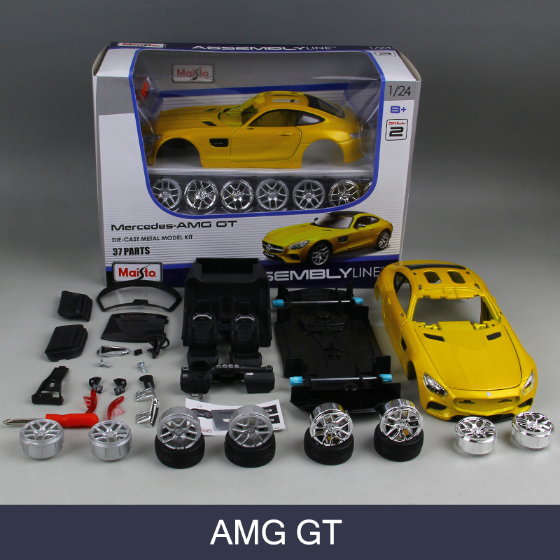 Online Buy Wholesale Plastic Model Car Kit From China
