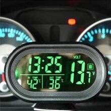 Car Decoration Electronic Meter Car Clock Timepiece Auto Int