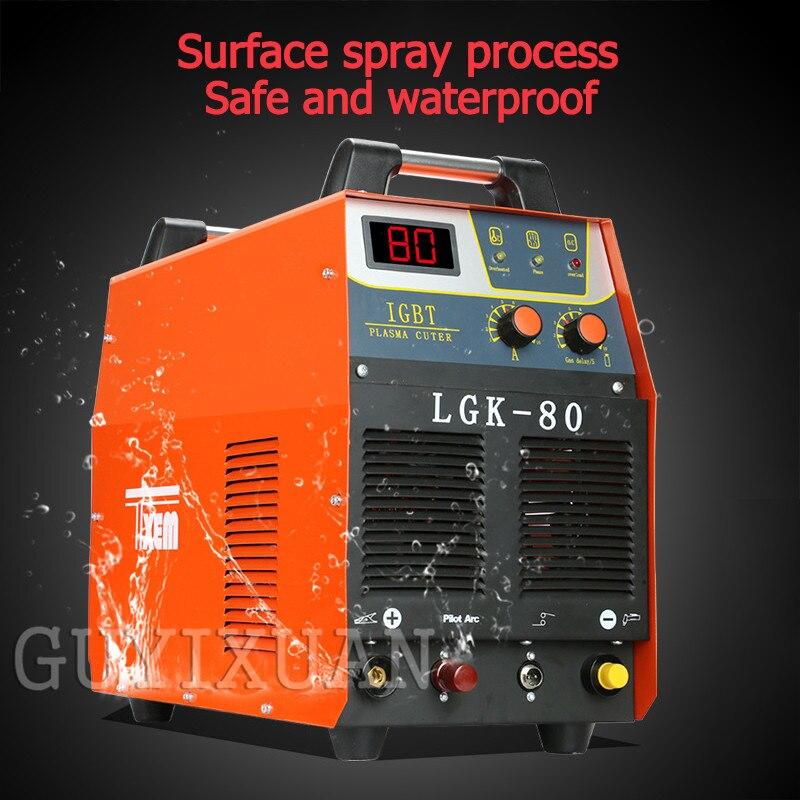 GUYX 380 В Электрический Инвертор DC аппарат для воздушно-плазменной резки электросварщик режущий инструмент режущее оборудование