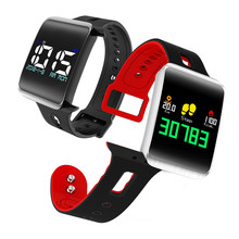 New Smart Wristband Heart Rate Fitness Tracker Bracelet N8 Blood Pressure Oxygen Monitor Sport Watch for iPhone X 8 Plus 7 Plus