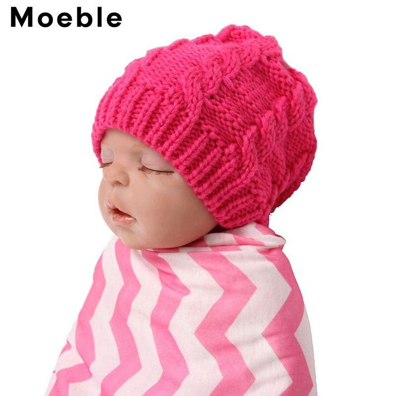 Bnaturalwell Newborn Baby Hat Crochet Pattern Baby Girls Beanie