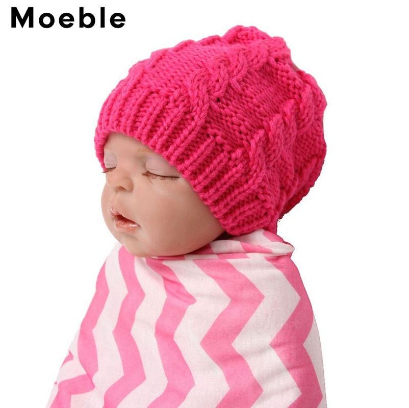 Bnaturalwell neugeborenen hut, häkeln muster, Baby mädchen beanie ...