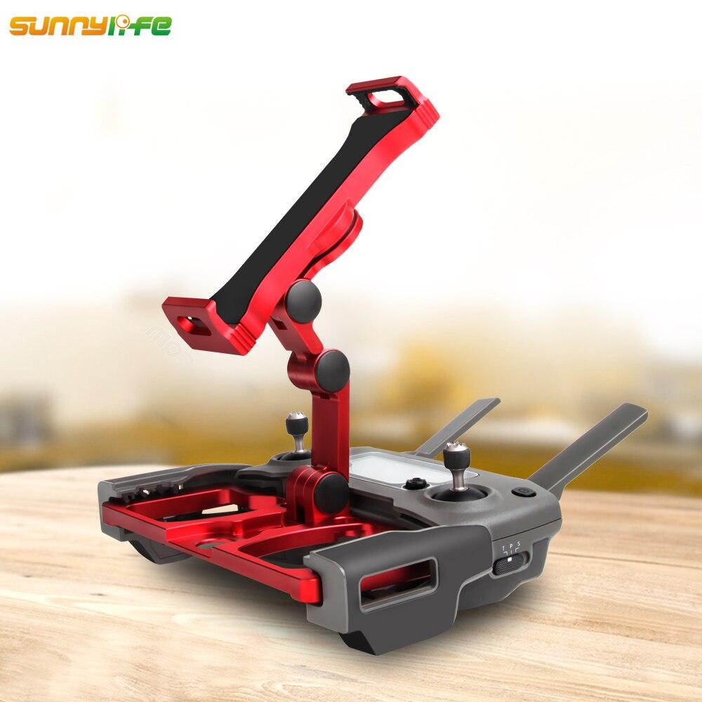 Sunnylife mise à jour Smartphone tablette Clip cristalsky support de moniteur pour DJI MAVIC 2 PRO/ZOOM/MAVIC PRO/AIR/étincelle Drone