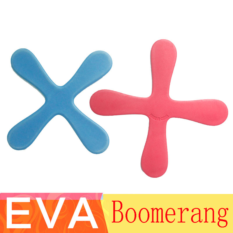 LONSUNOutdoor-Sport-Boomerang-Security-Soft-Material-Toy-Amusing-Physical-Exercise-Parent-child-Movement-Boomerang-2