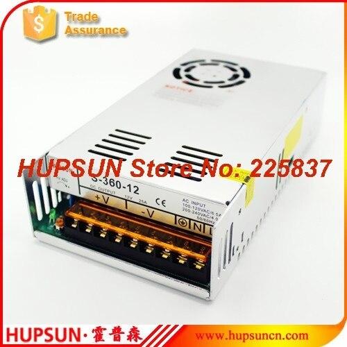 LED driver 24v 15a fuente de alimentacion 24v 360w power supply 12v 30a