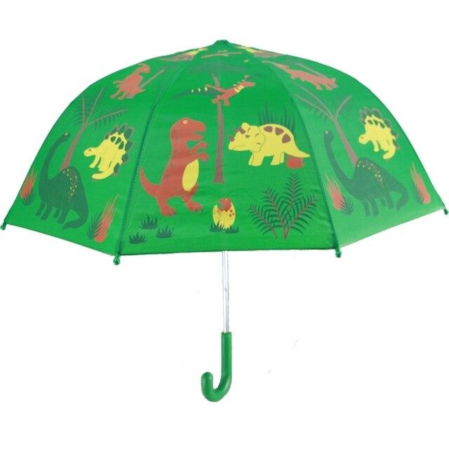 Di alta qualità per bambini studenti ragazzo ombrello dinosauro