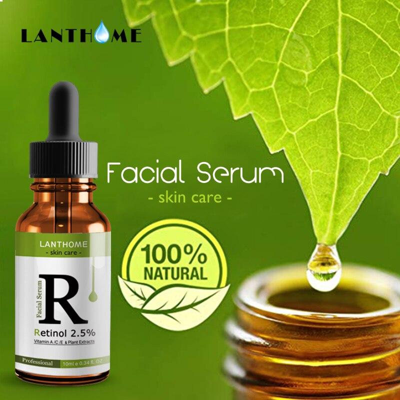 Retinol Face Serum with Hyaluronic Acid Vitamin E Anti Aging Serum Retinol for Wrinkles Fine Lines Lifting Sensitive Skin care