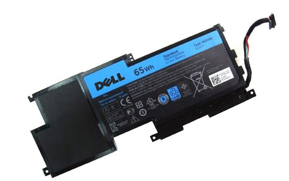 W0Y6W Original Battery For Dell XPS 15 XPS 15-L521X Series,Compatible P/N:WOY6W 9F233 3NPC0