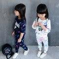 2 шт. Ежедневная одежда для детей. кофта + штаны