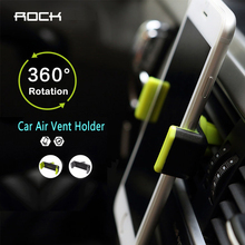 ROCK Car Phone Holder Mobile Car Phone Stand Outlet bracket