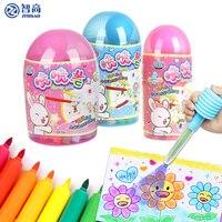 Zhigao Aquarel Spray Pen Art Marker Multi Functie Pen Scan Marker Kind Voor Schoolbenodigdheden Briefpapier Creatieve Nieuwigheid