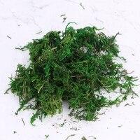 Искусственный мох свежий зеленый моделирование Искусственные растения для дома и сада