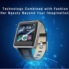Neue Bluetooth 4,0 Smartwatch Heißer Verkauf Armbanduhren D11 Für Android-Handy Mit Barometer Höhenmesser Anrufe Sync Watchphone