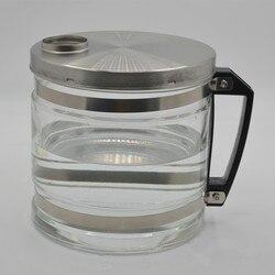 3.8L szklane wiadro do maszynka do wody destylowanej szklany słoik destylator wody nie wysokiej temperatury wody destylowanej części