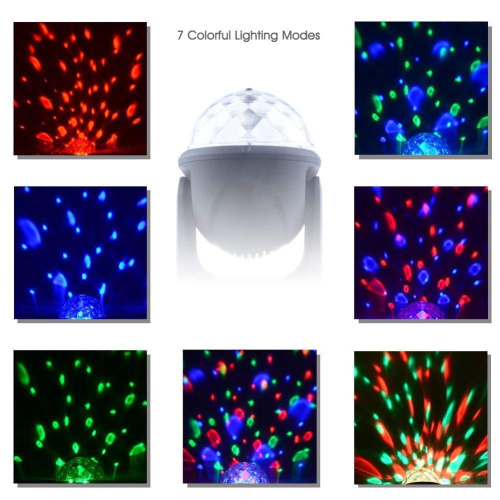 Remote Stage Lighting Sound activated RGB LED Moving Head Lights Built in Speaker MP3 Player for DJ Disco Party-in Stage Lighting Effect from Lights ...  sc 1 st  AliExpress.com & Remote Stage Lighting Sound activated RGB LED Moving Head Lights ... azcodes.com