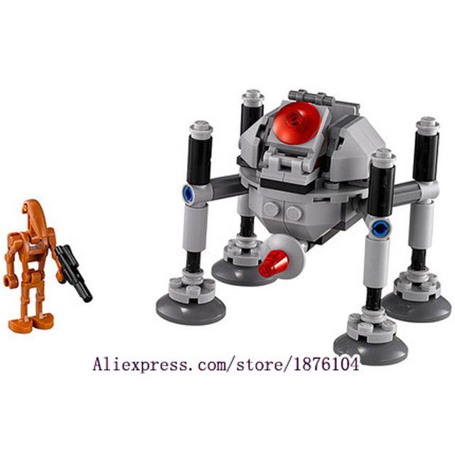 Star Wars Gunship ARC-170 Building Blocks