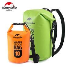 Naturehike 10L 500D Ocean Pack Wading Waterproof Bag Drifting Package Swimming Bag Dry bag