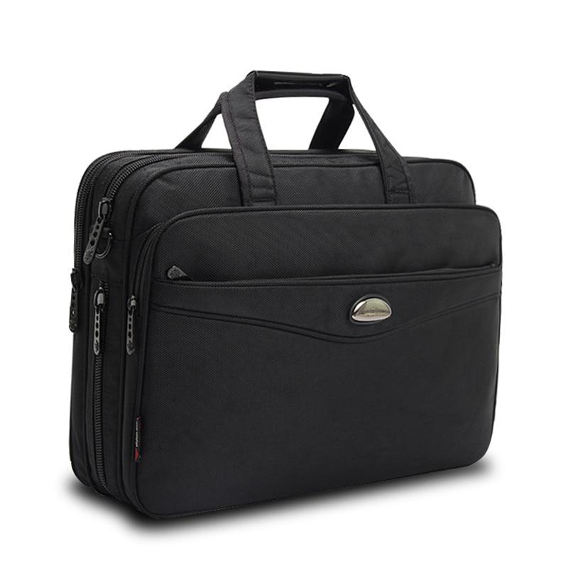 Tragen Schwarzes Notebooks Tablet Leinwand Aktentaschen Tasche Laptop High Echtem Leder Aus Männer beständig Aktentasche grade Handtaschen xTUqZI1A