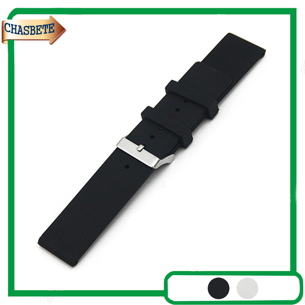 Silicone Rubber Watch Band for Amazfit Huami Xiaomi Pace Bip 20mm 22mm Men Women Resin Strap Belt Wrist Loop Bracelet Black silicone rubber watch band 20mm 22mm for luminox strap wrist loop belt bracelet high quality men women black tool spring bar