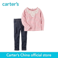 Carter de 2 pcs bébé enfants enfants 2-Piece Français Terry Top & Jegging Ensemble 259G330, vendu par de Carter chine boutique officielle