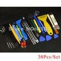 Набор инструментов для ремонта телефона  30 в 1  для HTC  планшетных ПК  iPhone  профессиональный электронный инструмент для ремонта