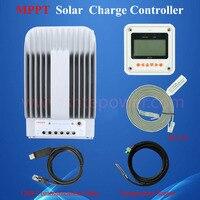 Regulator 20A MPPT Regulator Ładowania Słonecznego, 12 V/24 V auto 150 V WEJŚCIE 20A MPPT kontroler ładowania baterii słonecznych