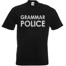 Grammar Police Spelling Teacher English School Education Reading T Shirt Choice New T Shirts Funny Tops Tee New Unisex Funny Top pre service teacher education