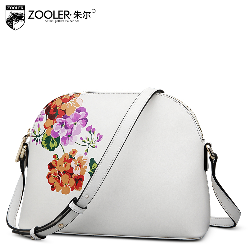 ФОТО ZOOLER factory wholesale cowhide bag!2017 cowhide women bag genuine leather shoulder bag top quality famous brand ladies#2902