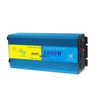 XINPUGUANG 12v 24v 110v 220v 1000w solar inverter for solar panel for TV refrigerator computer AC electrical appliances