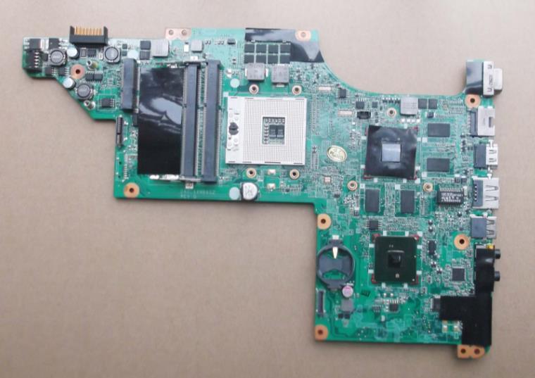 592816-001 For pavilion DV6 DV6T DV6-3000 Laptop Motherboard DA0LX6MB6I0 tested working 571186 001 laptop motherboard dv6 5% off sales promotion full tested