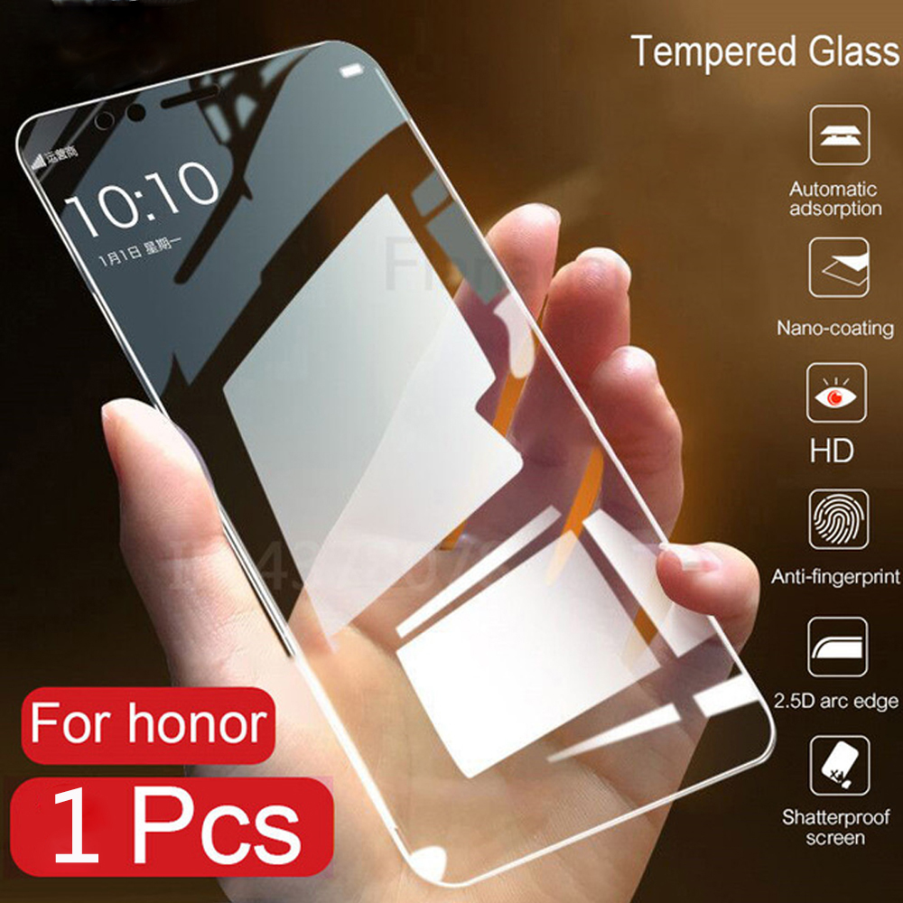 tempered <font><b>glass</b></font> for <font><b>huawei</b></font> <font><b>honor</b></font> 7 7C <font><b>7A</b></font> pro 7X 7S protective film on the <font><b>glass</b></font> for <font><b>huawei</b></font> Y5 prime 2018 phone screen protector image