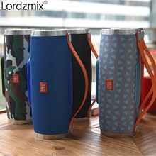 Portable Bluetooth Wireless Speaker sports Power Sound Stereo Receiver HIFI Music Speakers with tf lordzmix