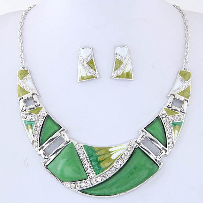 New Design Colorful Jewelry sets Fashion Bohemian