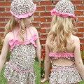 Girls Swimwear Bikini Swimsuit Kids Ruffled Swimming Suit For Girl swim Bathing Suit Maillot swimsuit girls surfing