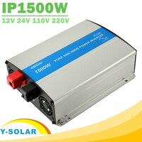 Precio EPever IPower 1500W inversor Solar 12V 24V ENTRADA DE CC 110V 120V 220V 230V AC salida