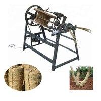 Горячая продажа машина для плетения соломенных канатов