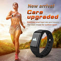 New X7 Heart Rate Monitor Smart Band Touch Screen Waterproof Swim Wristbands Fitness Tracker Bracelet PK Xiaomi Mi band 2