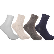 Cotton socks Business solid color casual classic men/womens short with Colour crew cute harajuku art couple funny happy