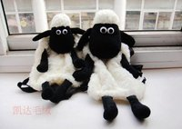 New Arrival Hot Sale Very Cute Sheep Plush Schoolbag Baby Backpack Shaun The Sheep Toy Gift