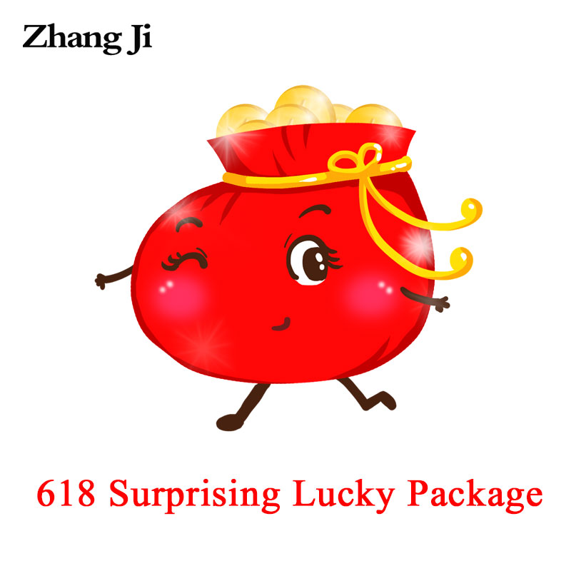 Zhangji 618 Mid-year Sales Shopping Holiday Special Link Surprising Lucky Package For Customers Only 0.99$