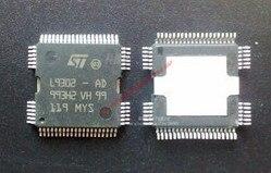 5pcs/lot  L9302-AD L9302AD L9302 LQFP64 9302 L9302 - AD 5pcs/lot  L9302-AD L9302AD L9302 LQFP64 9302 L9302 - AD