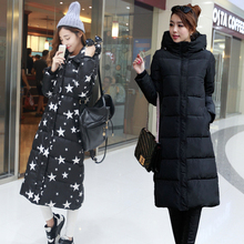 High Quality 2018 New Autumn Winter Design Women s Cotton Slim Zipper Coat Hooded Jackets Coats