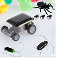 Mini Solar Powered Toy Car Grasshopper Cockroach Creative Sports Car Kids Toys Birthday Present